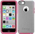 Otterbox Commuter Case voor Apple iPhone 5c -Roze/Grijs