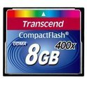 Compact Flash 400x  8GB (with MLC)  Up to 90MB/sec Read rate and Up to 60MB/secWrite rate for an great Performance