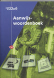 Van Dale Aanwijswoordenboek