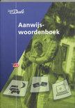 Van Dale Aanwijswoordenboek
