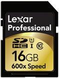 Lexar Professional UHS-I 600x SD kaart 16 GB
