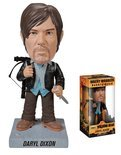 Funko: Wacky Wobbler The Walking Dead: Biker Daryl Dixon