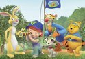 Jumbo Disney Vloerpuzzel - Winnie de Poeh: Mijn Vriendjes Teigetje - Puzzel - 15 stukjes