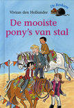 Mooiste pony's van stal
