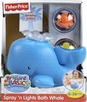 Fisher-Price Spuitende Walvis