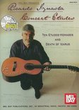 Ricardo Iznaola, Concert Etudes: Ten Etudes-Homages And Death Of Icarus For Classic Guitar [With Cd]