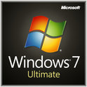 Microsoft Windows 7 Ultimate SP1 64-bit