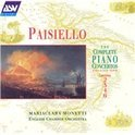 Paisiello: Complete Piano Concertos Vol 1 / Monetti