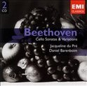 Beethoven: Cello Sonatas & Var
