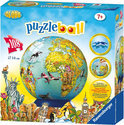 Ravensburger Puzzleball - Kinderaarde