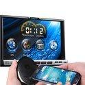 Eonon GE01E dubbel din Autoradio + Navigatie, NFC bluetooth, DVD, USB
