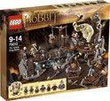 LEGO The Hobbit - De Goblinkoning veldslag - 79010