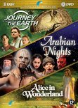 Journey to the center of the earth / Arabian Nights / Alice In Wonderland