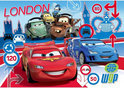 Clementoni Puzzel cars 2 104 stukjes - london