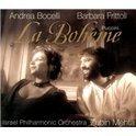 Puccini: La Boheme / Bocelli, Frittoli, Mei, Mehta et al