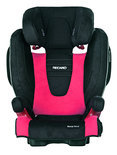 Recaro - Monza Nova Bellini punched Rood