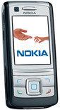 Nokia 6280 - Zwart