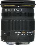 Sigma 18-50 mm - f/2.8-4.5 DC HSM - groothoek zoomlens - Geschikt voor Nikon