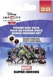 Disney Infinity 2.0 - Marvel Power Disc Pack (Wii U + PS4 + PS3 + XboxOne + Xbox360)