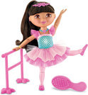 Dora Dans en Schitter Ballet
