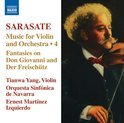 Sarasate: Music For Violin 4