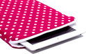 iPad hoes Pinkish Red (roze, rood)