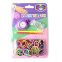 Loom Watch Set, Loomfun Loom horloge Paars Purple