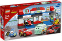 LEGO Duplo Cars 2 De Pit Stop - 5829