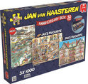 Jan van Haasteren 3In1 Verjaardag - Puzzel - 1000 stukjes