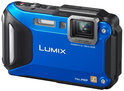 Panasonic LUMIX DMC-FT5 - Blauw