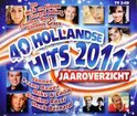 40 Hollandse Hits 2011 Jaaroverzicht