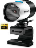Microsoft LifeCam Studio Windows / USB Poort