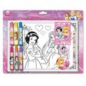Disney kleurset Princess 16 delig