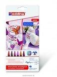 Porselein marker edding 4200-6999 rode kleuren