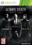 Ultimate Stealth Triple Pack (Thief / Hitman Absolution / Deus-Ex, Human Revolution)  Xbox 360