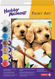 Bruynzeel Paint Art Puppies