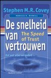 De snelheid van vertrouwen