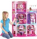 Barbie Droomhuis met 3 Verdiepingen