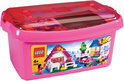 LEGO Basic Grote roze stenendoos - 5560