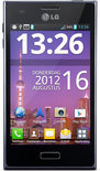 LG Optimus L5 - Zwart - Hi prepaid telefoon