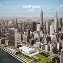 New York 2015 Wall Calender