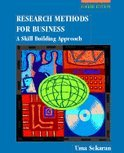 Research Methods for Business: A Skill Building Approach