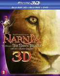 Chronicles Of Narnia, The: The Voyage Of The Dawn Treader (3D Blu-ray+Dvd)