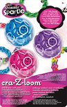 Cra-Z-loom Ultimate Refill n¡ 1 (3 colors pink, green, blue) - Hobby & Creatief