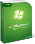 Microsoft Windows 7 Home Premium - Upgrade / Nederlands / DVD