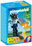 Playmobil Templewachter met Oranje Lichtgevend Wapen - 4849