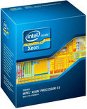 INTEL Xeon E3-1220V2 3,1GHz 8MB Cache LGA1155 quad core BOX CPU with cooler