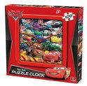 Puzzel Klok - Cars