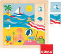 Zomerpuzzel Goula