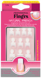 Fing'Rs Natural French - 24 st - French Manicure set